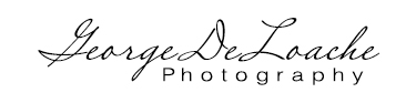 George DeLoache Photography logo 2